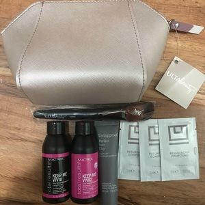 Hair and beauty items
